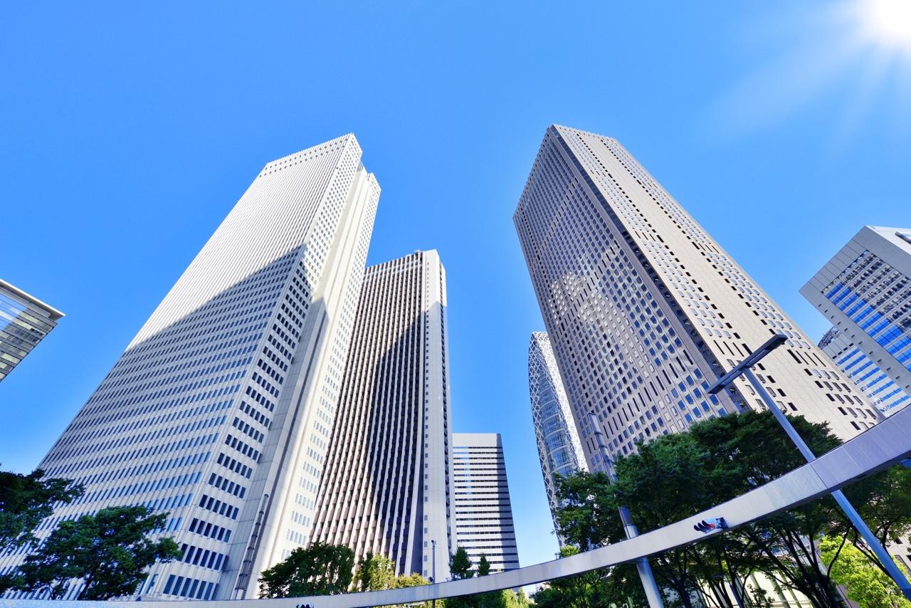 総合ビル建設イメージ