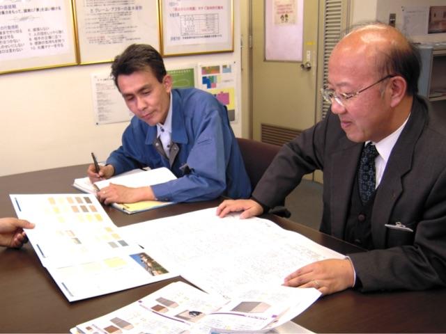 補修方法、材料の選定の検討