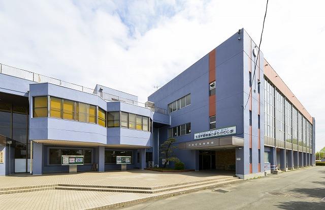 川島町民体育館ほか外壁等改修工事のアイキャッチ画像