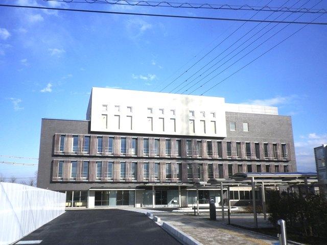 川越市医師会館等新築工事のアイキャッチ画像