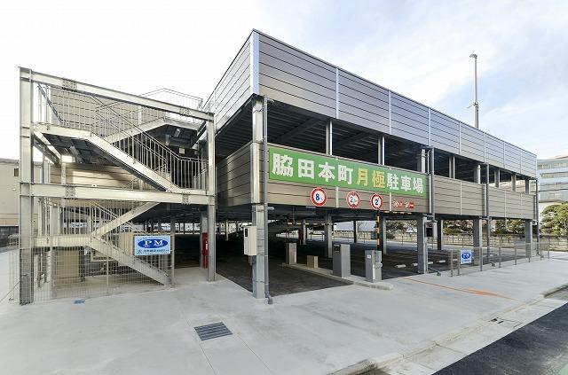 渡辺様立体駐車場新築工事のアイキャッチ画像