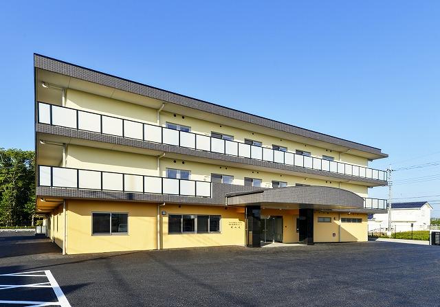特別養護老人ホーム鍵山苑新築工事のアイキャッチ画像