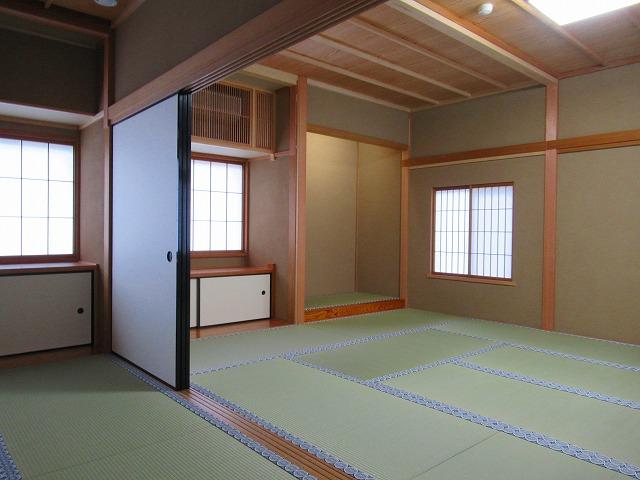 成田山川越別院様書院改修工事のアイキャッチ画像