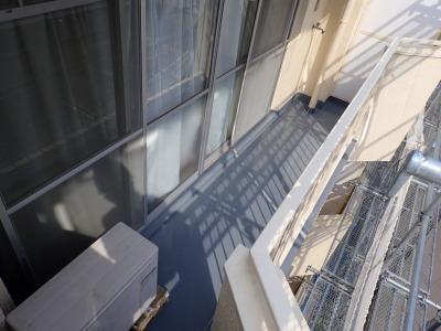 ベランダ防水工事のアイキャッチ画像