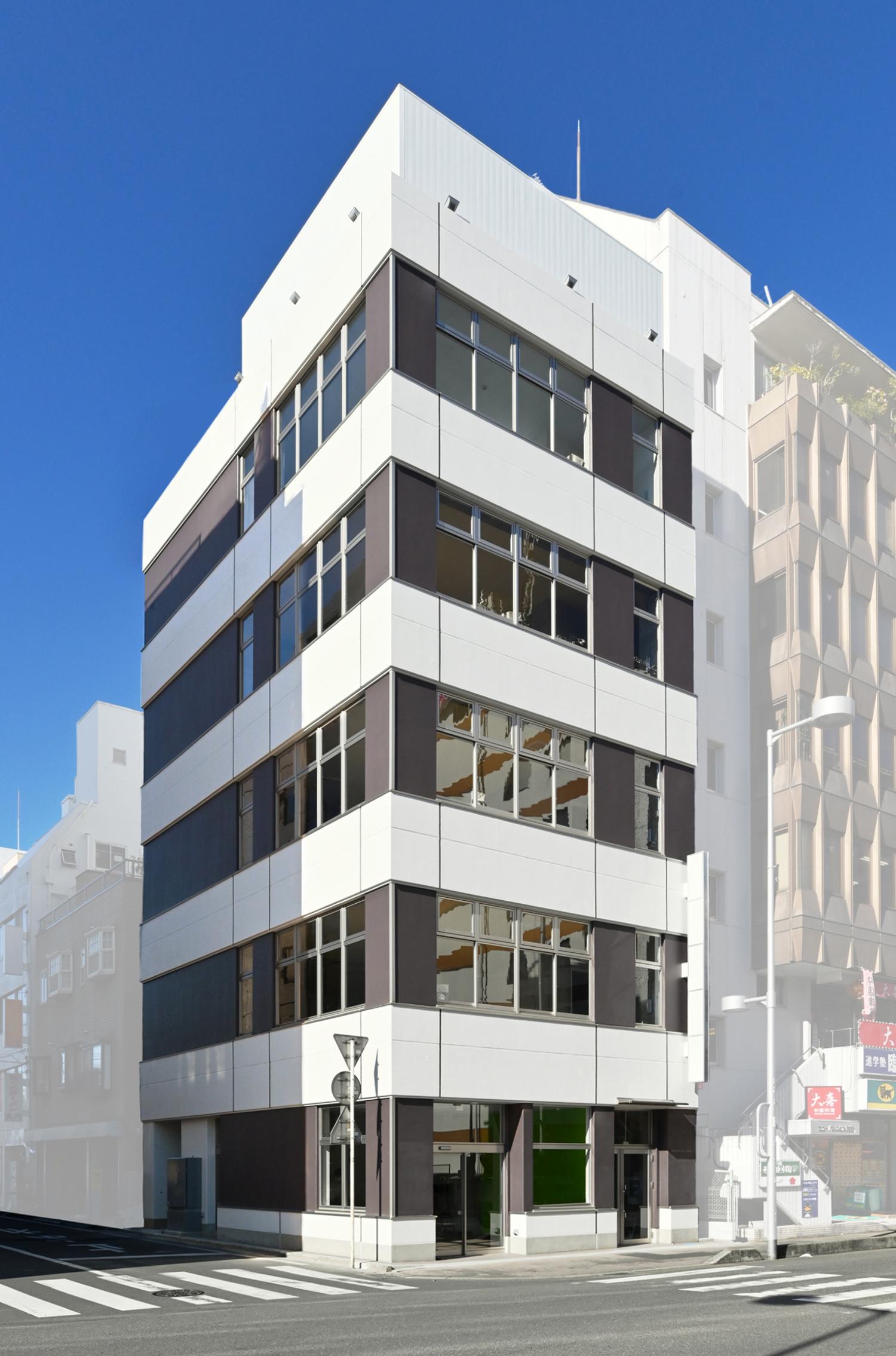 (仮称)新香園様事務所ビル新築工事のアイキャッチ画像