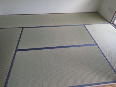 S様和室の畳表替え工事のアイキャッチ画像