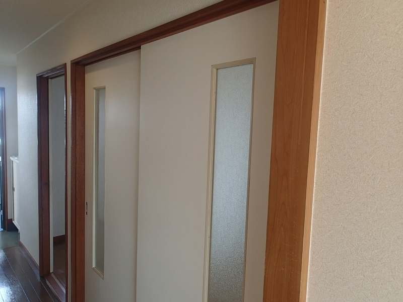 Iマンション 木製建具修繕のアイキャッチ画像
