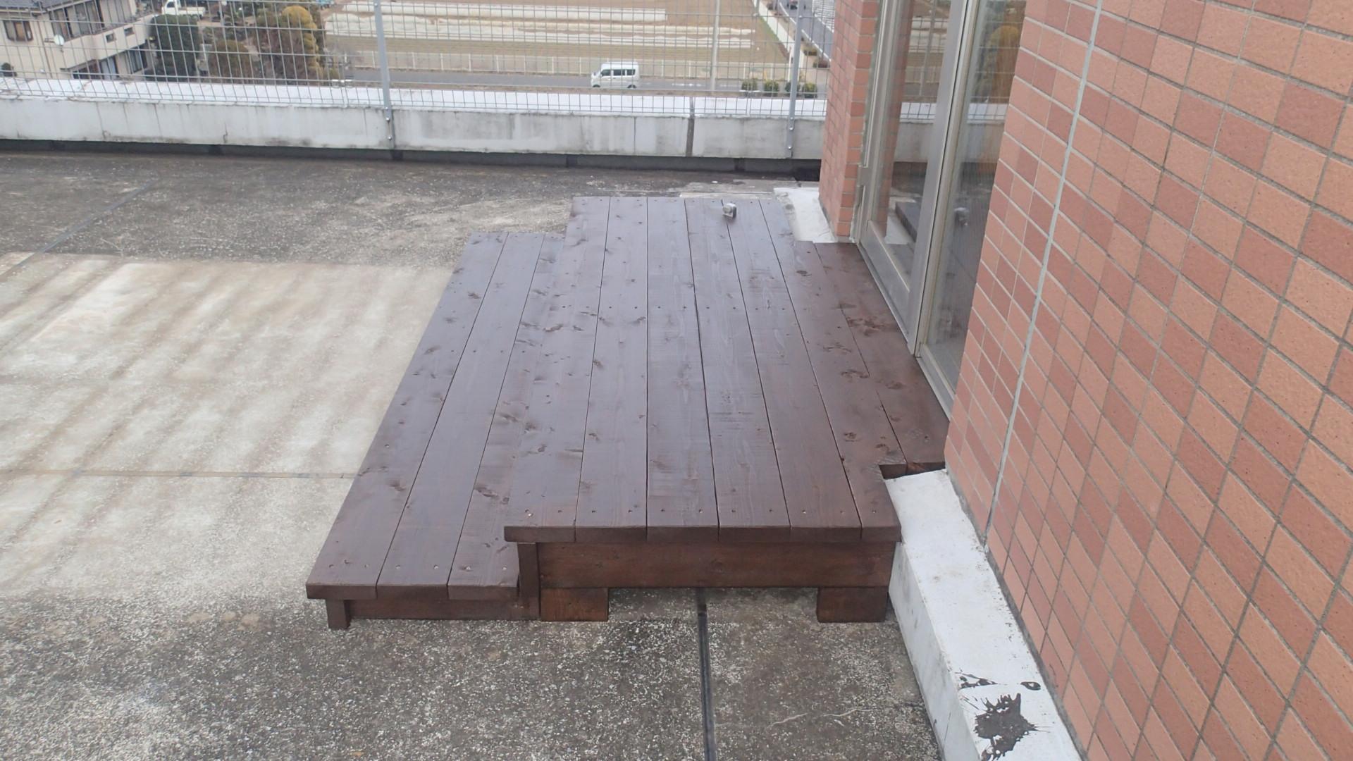 K様木製スロープ改修工事のアイキャッチ画像