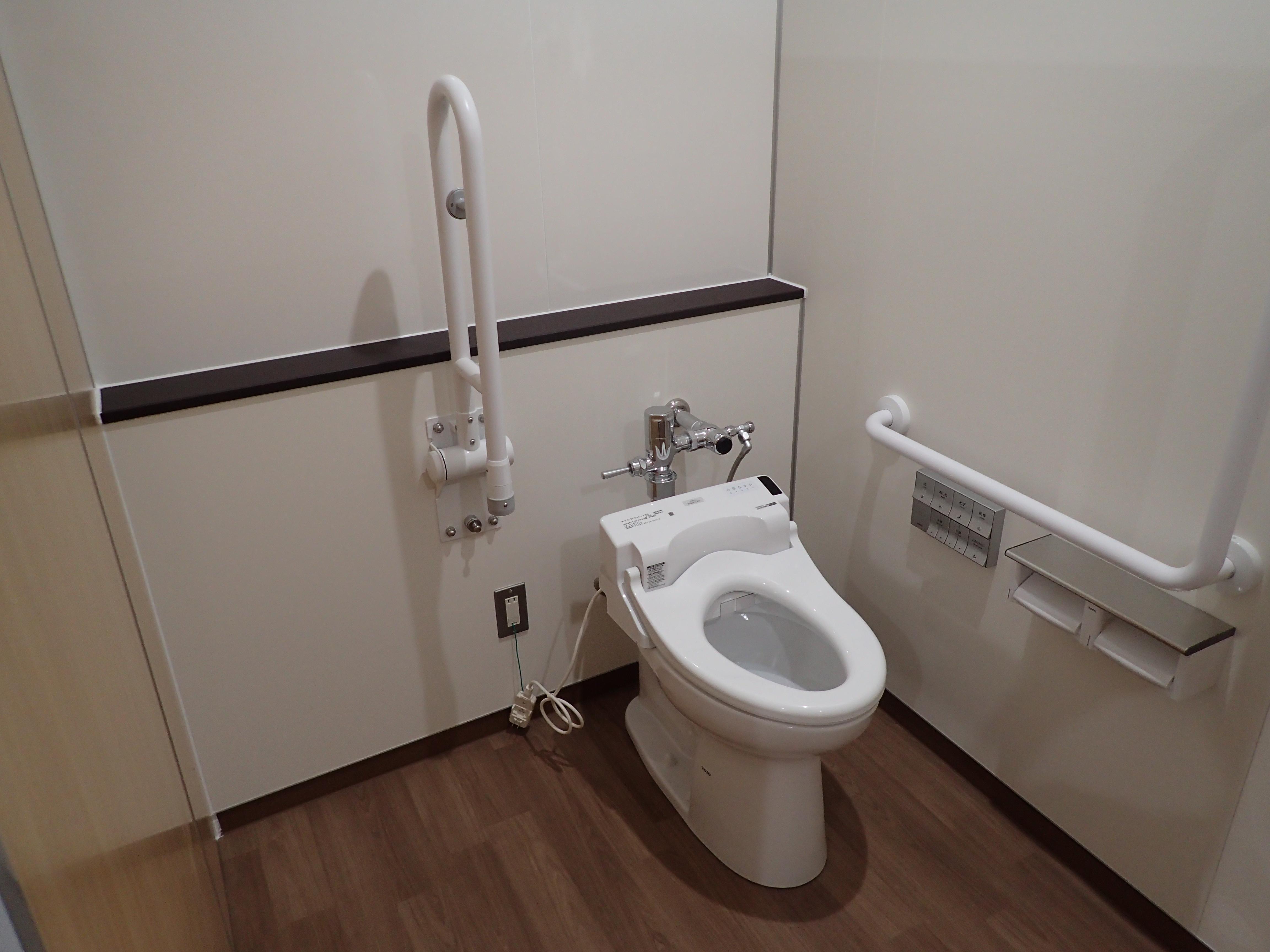 鶴ヶ島市立西中学校トイレ改修工事のアイキャッチ画像